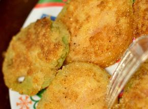 Easy Kentucky-Style Fried Green Tomatoes Recipe