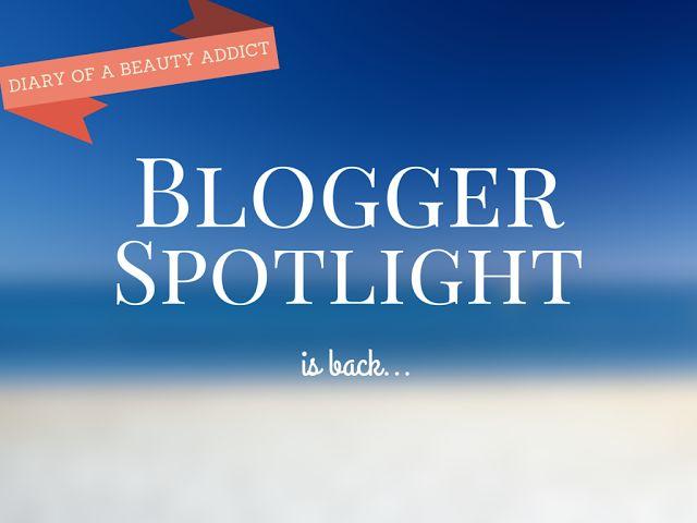 Το Blogger Spotlight επιστρέφει!