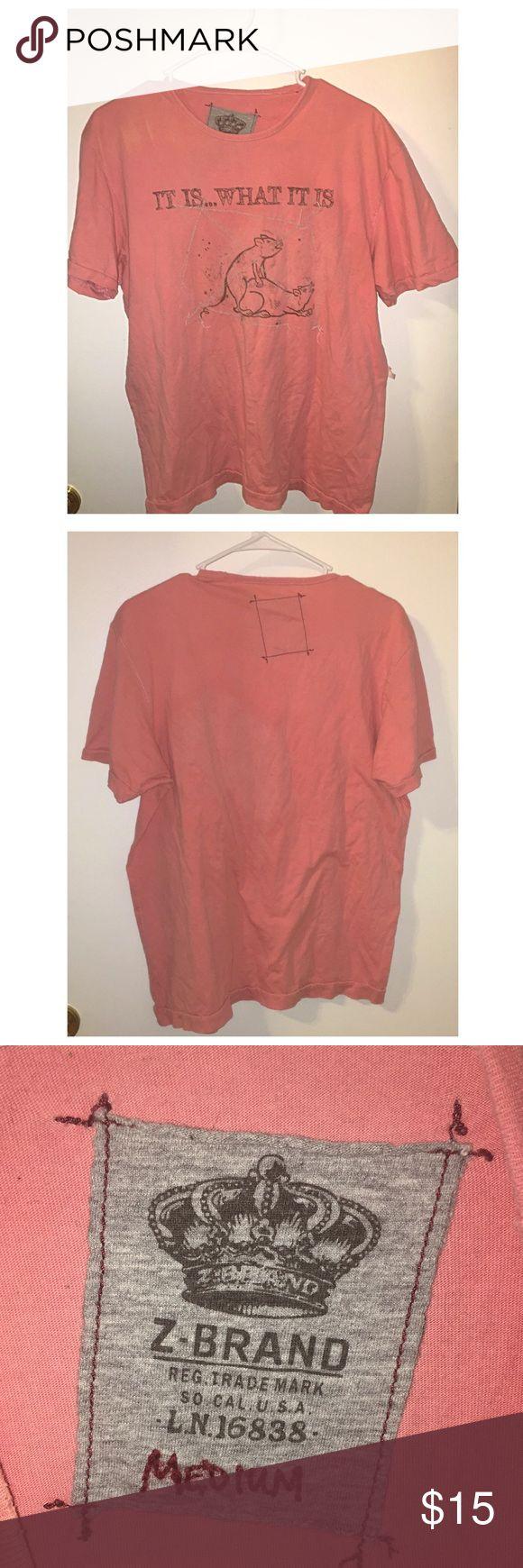 Z Brand T Shirt Z Brand T Shirt size medium. Shirts Tees - Short Sleeve
