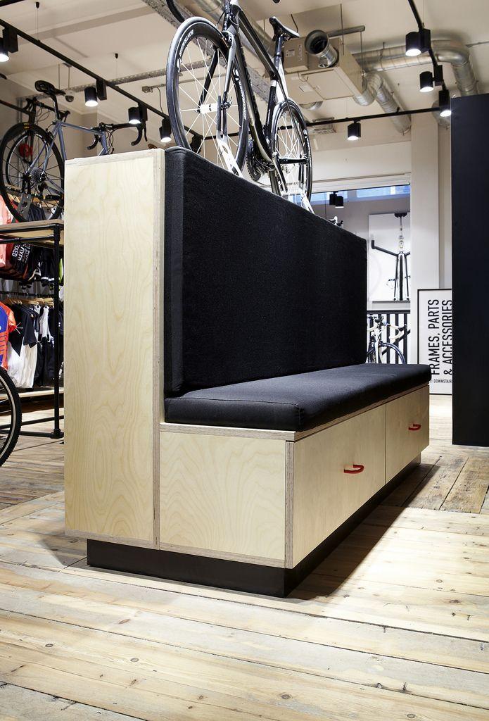 Kinoko Cycles Shop Photos