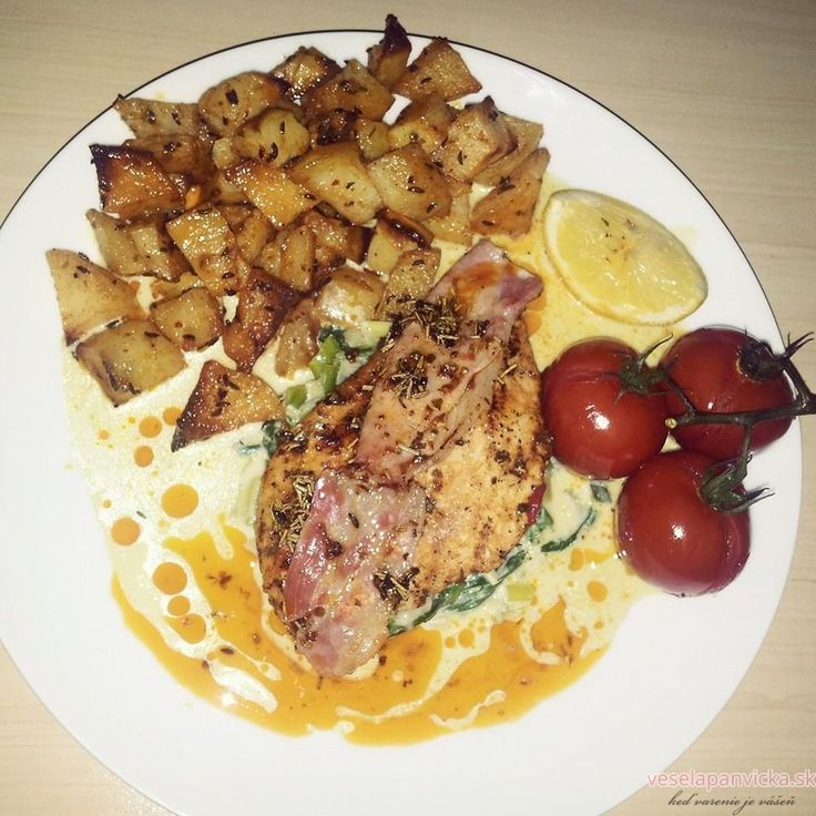 Tip na obed podľa Jamie Olivera :-)