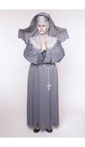 Costume de Bonne Soeur de l'Horreur -