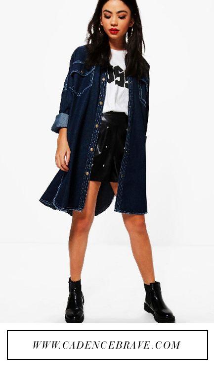 Sharon Oversized Denim Jacket:  $17 | https://api.shopstyle.com/action/apiVisitRetailer?id=626006620&site=www.shopstyle.com.au&pid=uid3284-34523778-5