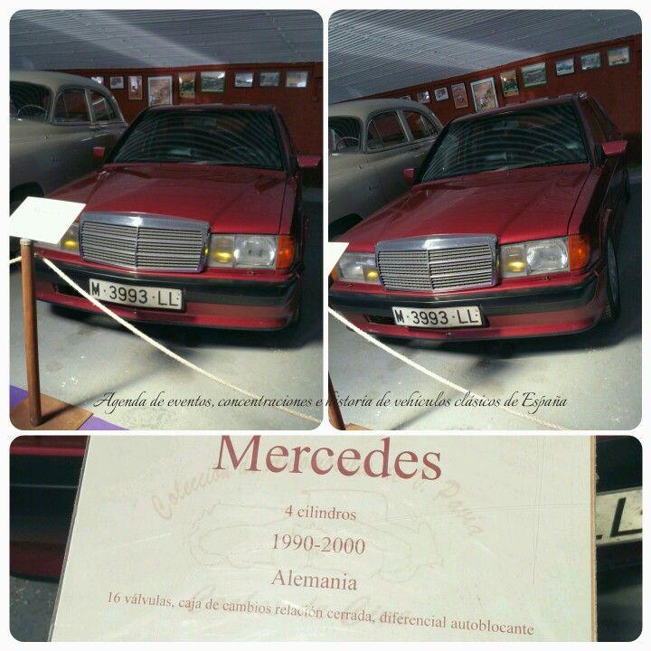 Mercedes. 1990-2000