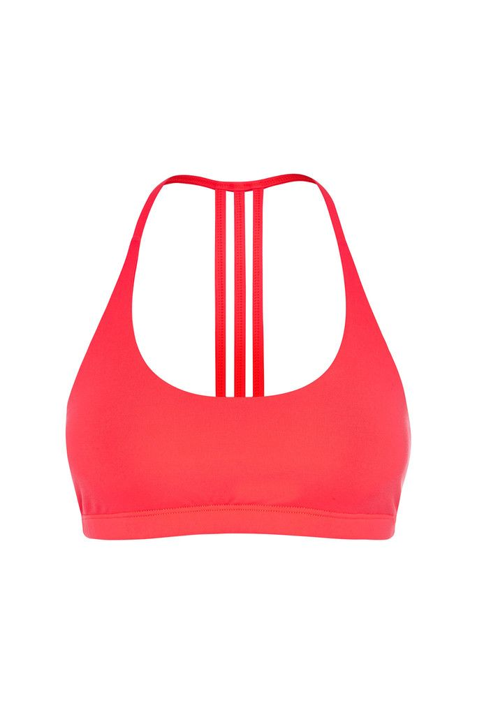 Freedom Flow Sports Bra - Coral – Dharma Bums Yoga and Activewear