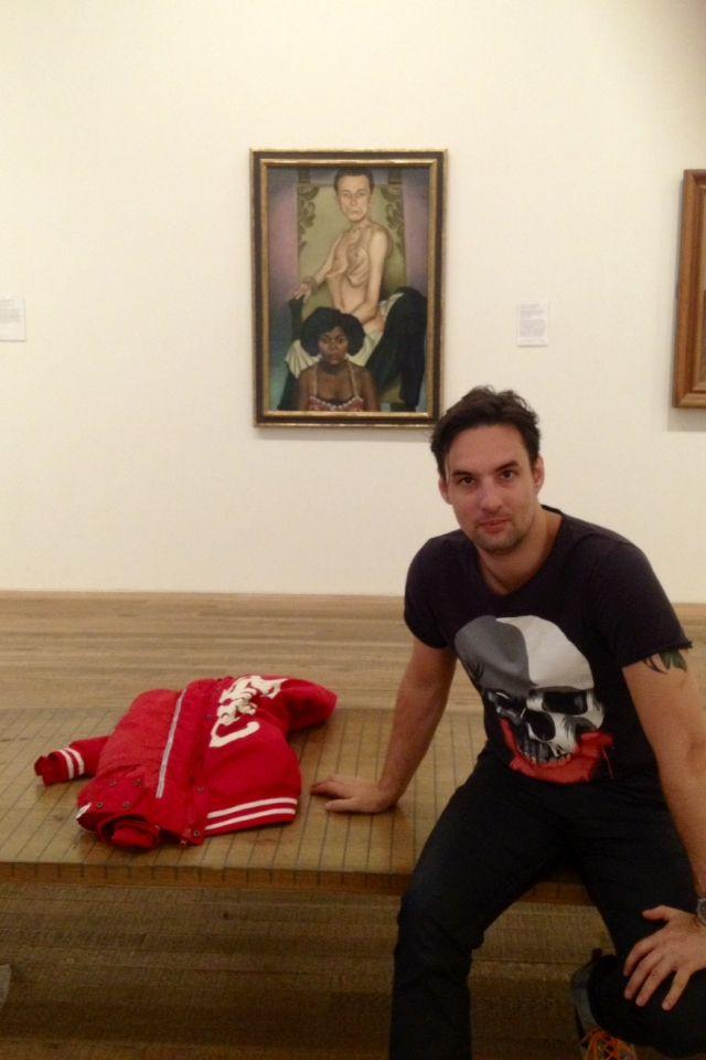 JP at the Tate