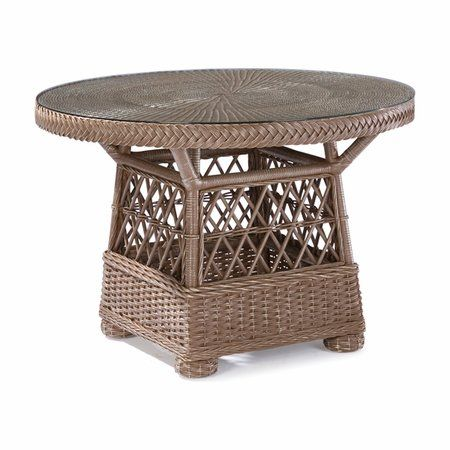 Hemingway Wicker Conversation Cocktail Table by... — | Wicker Furniture Blog www.wickerparadise.com