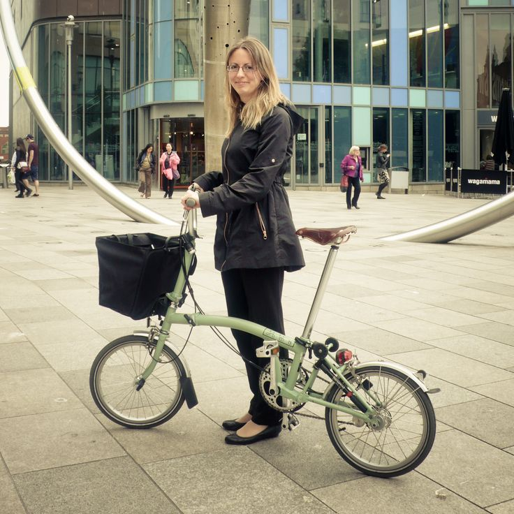 Emma | Cardiff Cycle Chic
