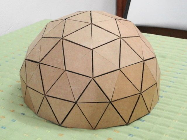 wood geodesic dome - Google Search
