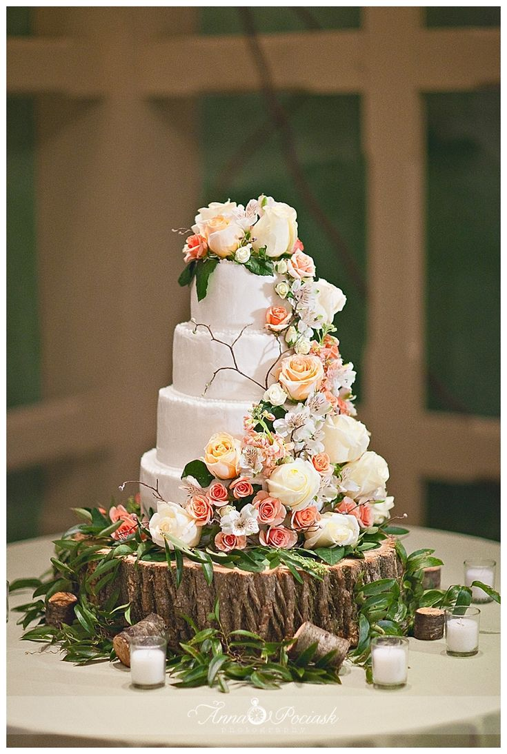 Huntsville Alabama Wedding Photographer - Anna Pociask Photography, LLC #wedding #cake