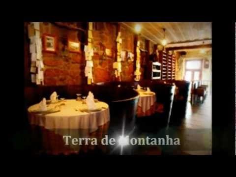 Terra de Montanha Vila Real Portugal Restaurante- eat in wine barrel