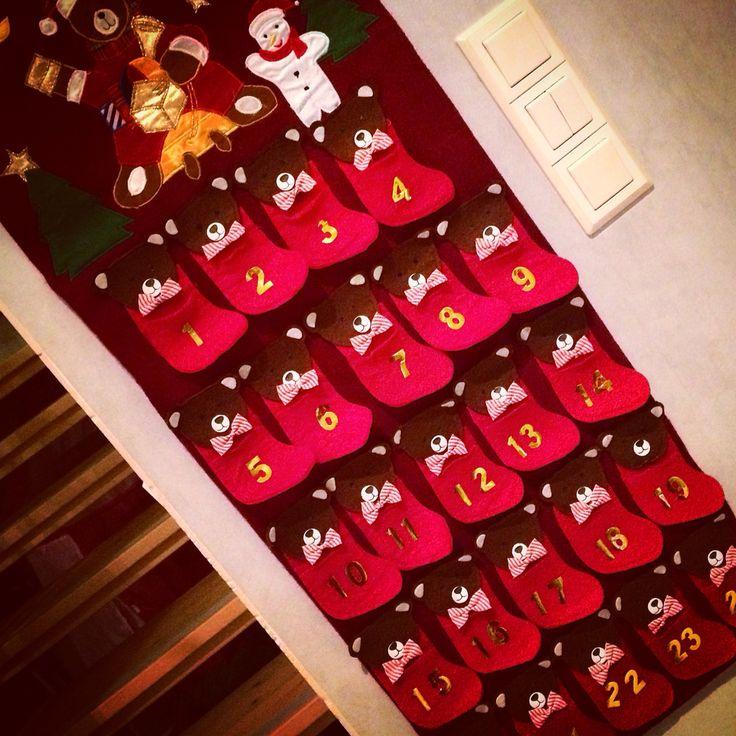 #perhe #joulukalenteri