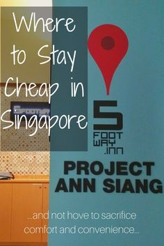 Singapore Travel: Budget hotel in a great location near Chinatown. Close to lots of things to do in walking distance so you can save money on your trip. For tips on where to stay cheap on your visit to Singapore click this: https://togethertowherever.com/singapore-travel-doesnt-have-to-be-expensive-stay-cheap-on-your-visit/
