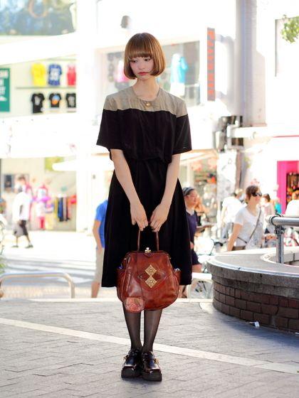 ストリートスナップ -関西ファッションナビ-