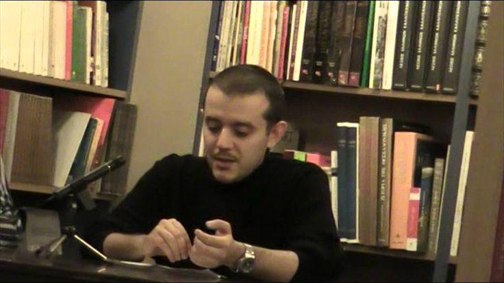 """""""Το Noir της Ωραίας Ελένης"""",εκδόσεις ΑΛΔΕ-παρουσίαση στον Μπαρμπουνάκη,2012"""