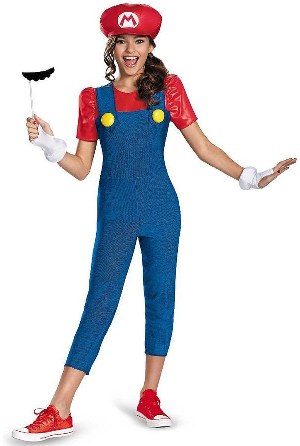 Tween Minnie Mouse Halloween Costume