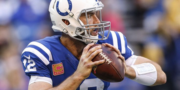 Doyel: Why are we talking so much about Andrew Luck's head?