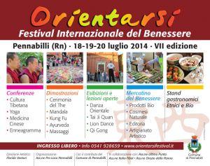 Orientarsi, il festival del benessere a Pennabilli http://www.sagreromagnole.it/?p=4160