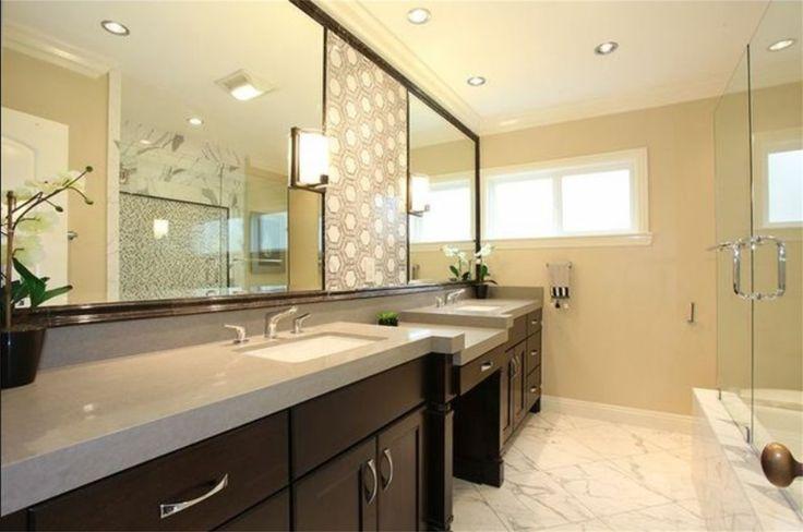Quartz Makes A Splash in the Bathroom
