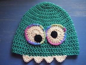 Monster Beanie - crochet made in Australia Crochet Ive ...
