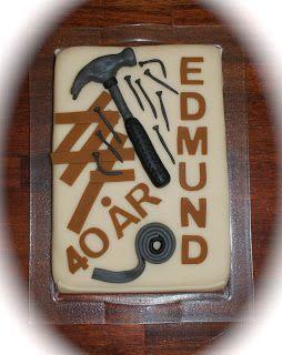 Den kreative husmor: Snekker-kake