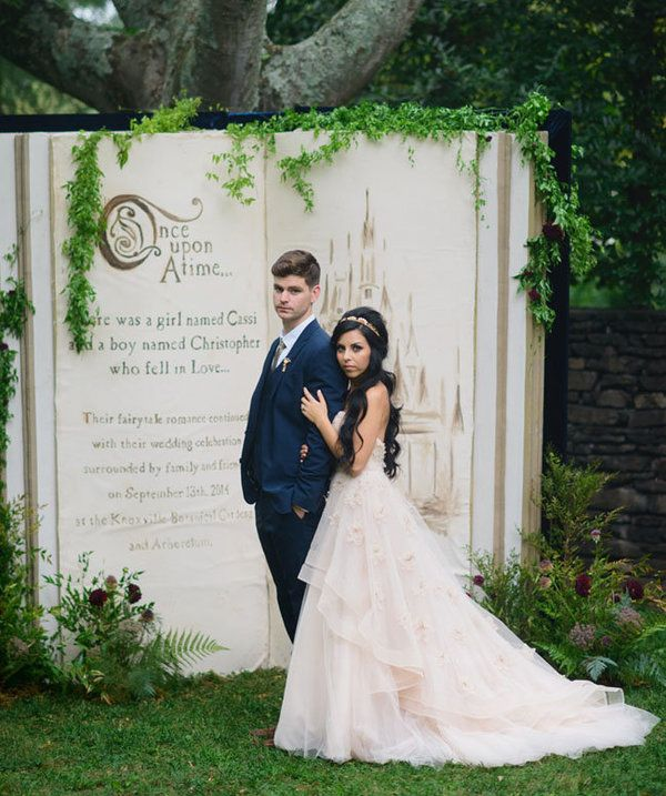 Cute Fairytale Weddings Ideas On Pinterest Wedding Goals - Couple let their dog film their snowy wedding day and the result was magical
