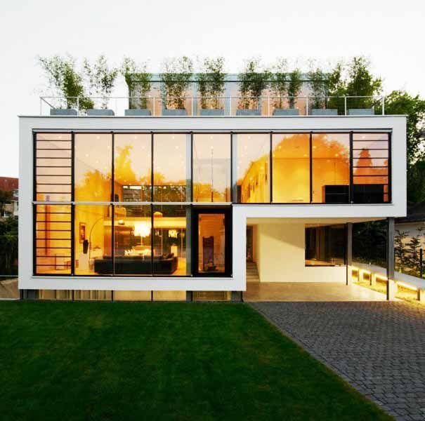Arsitektur Rumah Minimalis Kaca Contoh Surat