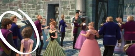 Hidden Easter Eggs in Disney's Frozen Revealed - Babble