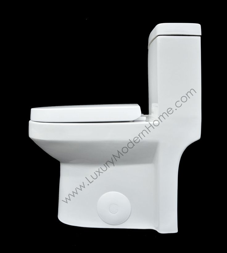 Galba 24 5 Quot Inch Dual Flush One Piece Small Toilet