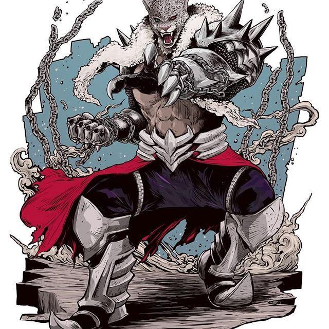 Image Result For Tekken Armor King Tekken 7 Character Art King Art