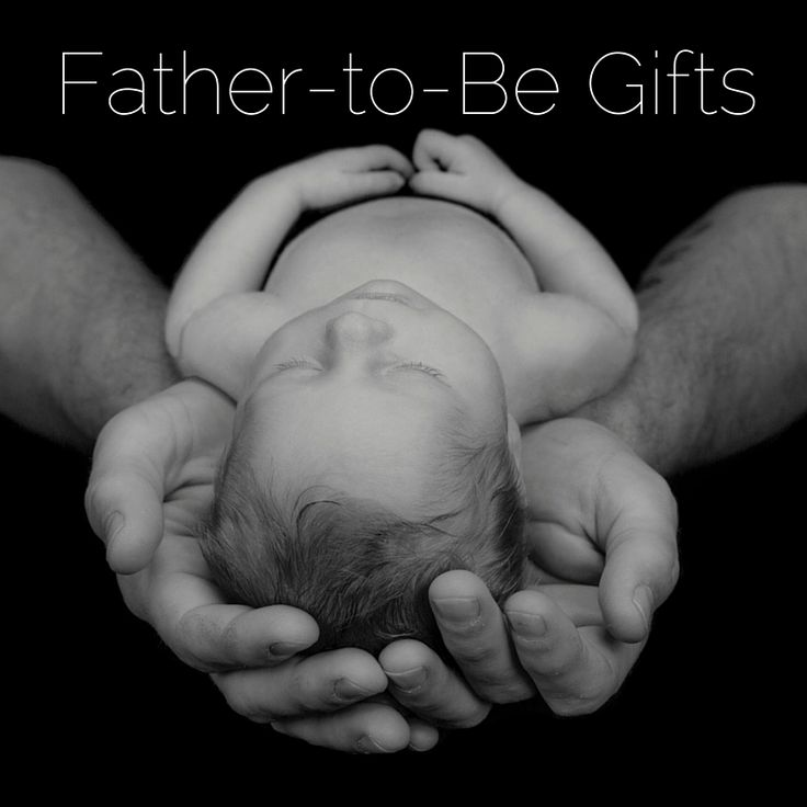 Do you know a father-to-be? There are so many gifts for mothers-to be, but not nearly as good of a selection of fathers-to-be gifts.