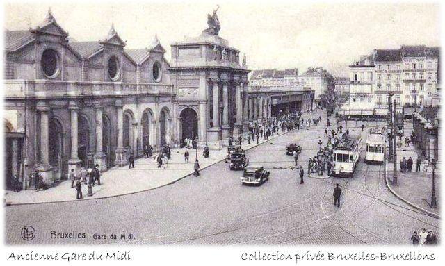 Ancienne gare du midi