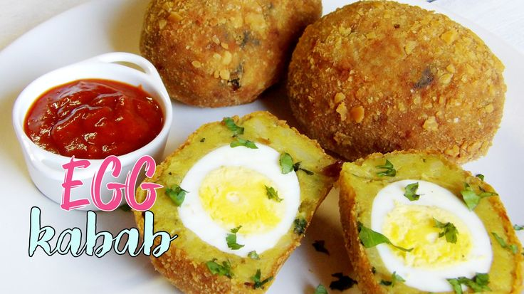 Hello guys! Today I'll be sharing you this egg kabab recipe. It's an easy and fun snack to make for parties or iftar time. This egg kabab is simple and super...
