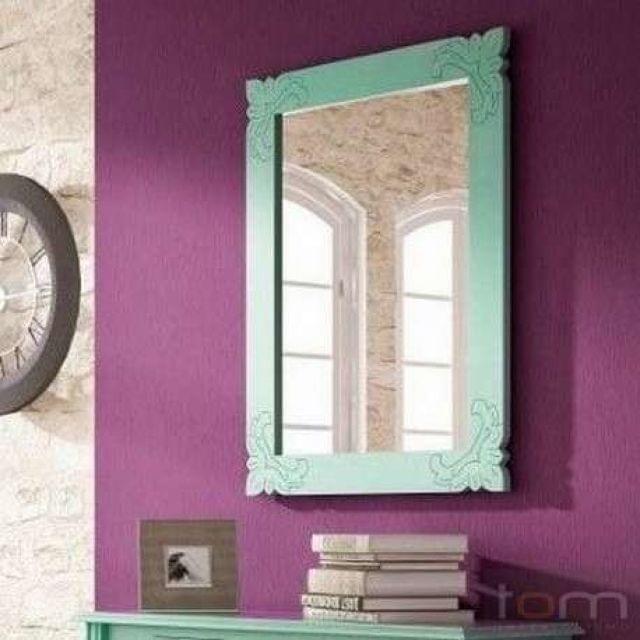 Las 25 mejores ideas sobre marco espejo en pinterest y m s - Espejos sin marco ikea ...