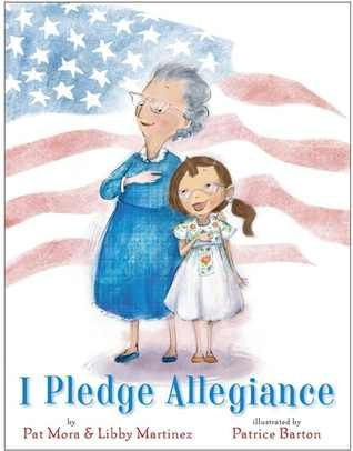 A story that can service many purposes. It has about a girl whose Great Aunt is becoming a US citizen and how they each must practice the Pledge of Allegiance for the citizenship ceremony and a class performance. It provides and example of how one studies, the importance of the Pledge, the idea of citizenship, and multicultural backgrounds.