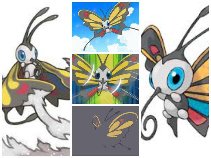 Beautifly(Butterfly Pokémon)