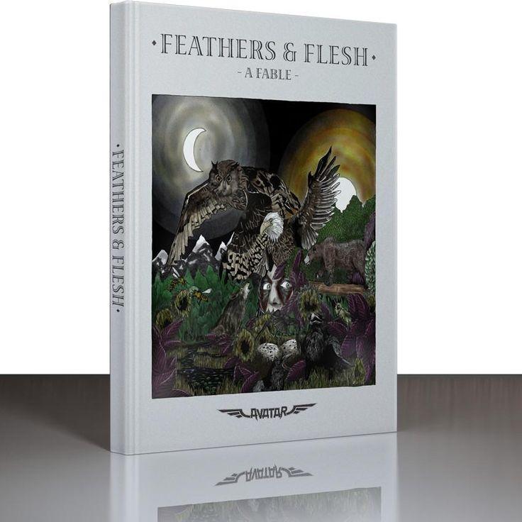 Feathers & Flesh Fable Book – Avatar Merch EU