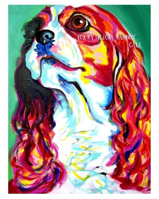 cavalier portrait $10.00 Andy Warhol art Love