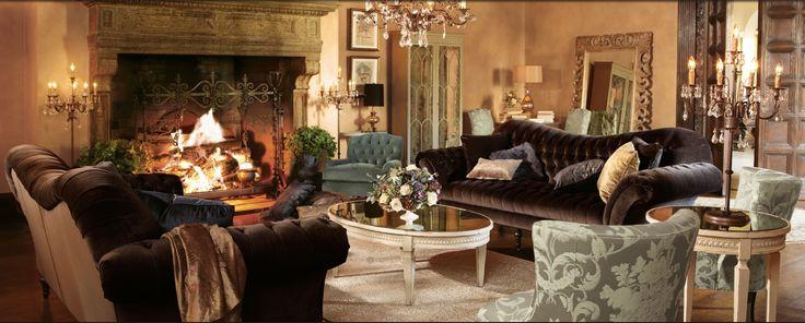 Arhaus Living Room
