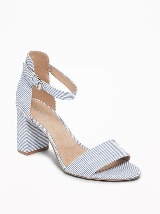 7c0643eca Chambray sandle - perfect for spring   summer travel.