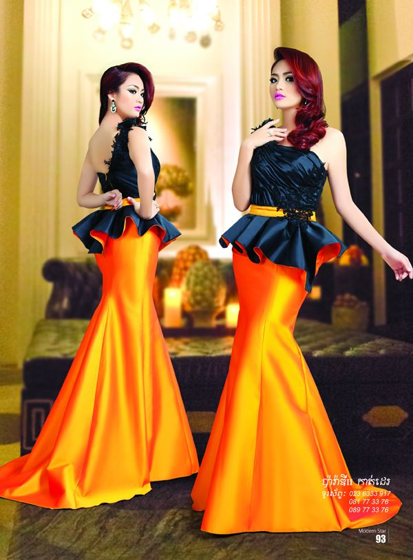 Modern fashion is the most popular for young generation. Khmer dress is also the popular one for joining special ceremony or party.