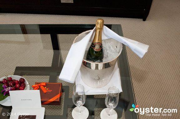 Best Honeymoon Hotels in New York City   Mandarin Oriental, New York