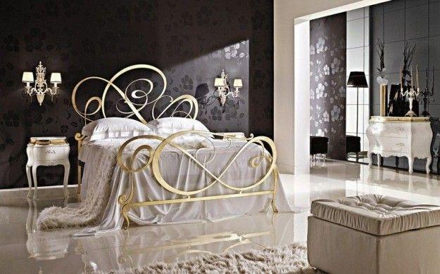 Camera da letto contemporanea - Camera da letto contemporanea per gli amanti delle ultime tendenze