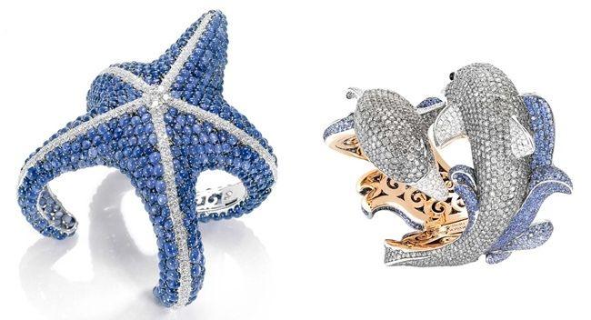 De Grisogono gioielli marini http://molu.it/gioielli-estivi/