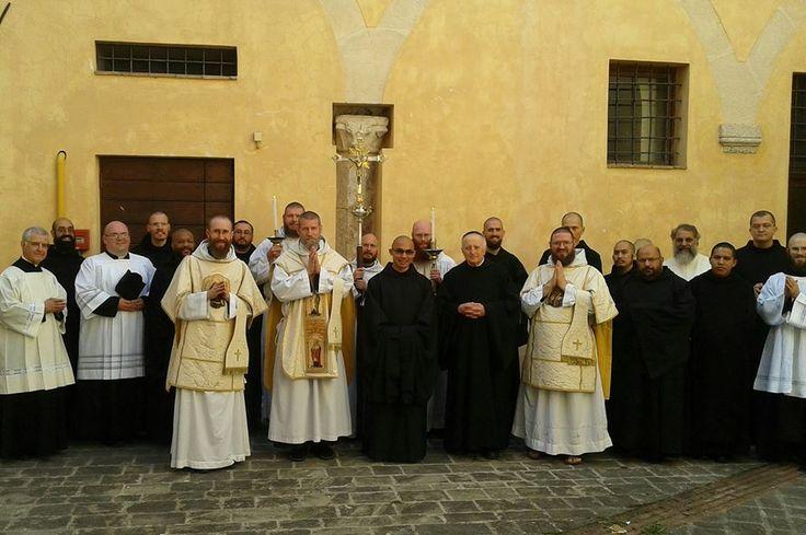 Footsteps of St. Benedict (Monks of Norcia) | Catholic Faith Journeys