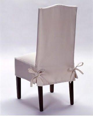 Capa para cadeiras!