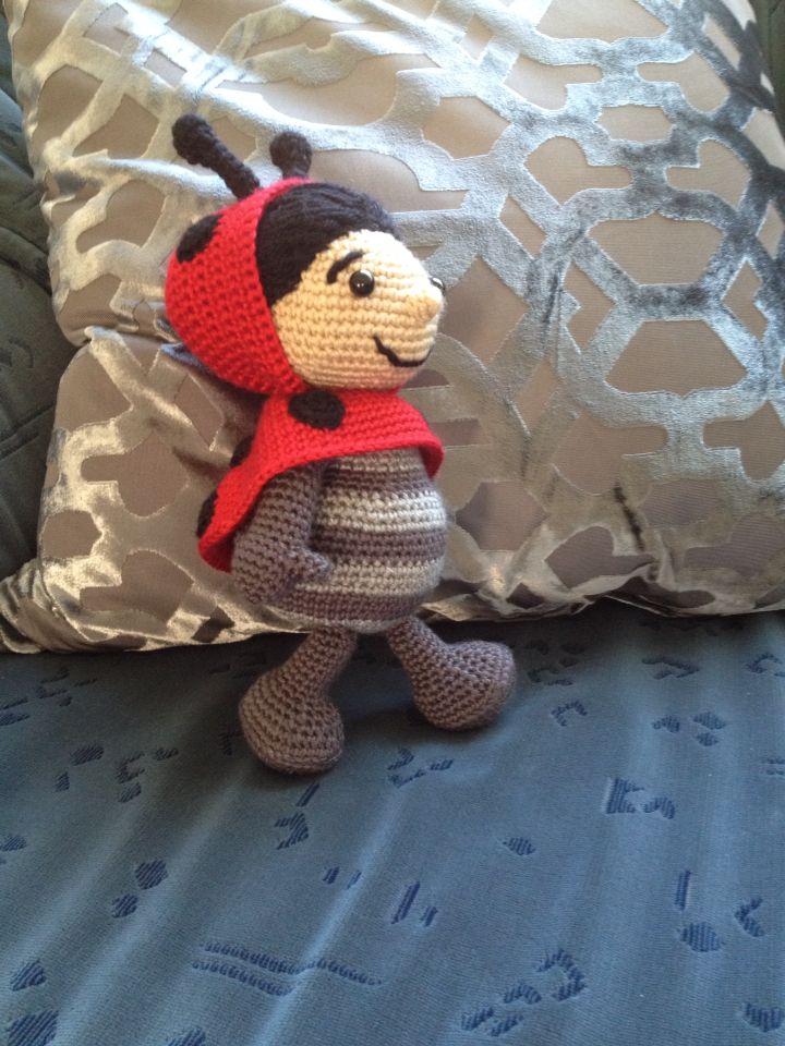"""Ladybug """"Dotty"""""""