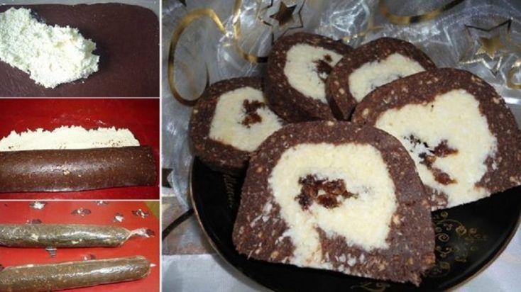 Keksztekercs, a desszert amely elvarázsolta a családot! - Bidista.com - A TippLista!
