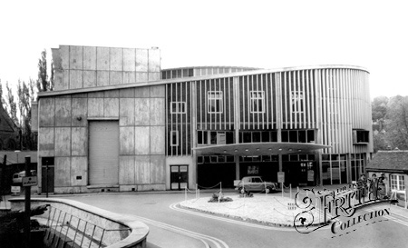 Yvonne Arnaud Theatre, Guildford, 1965