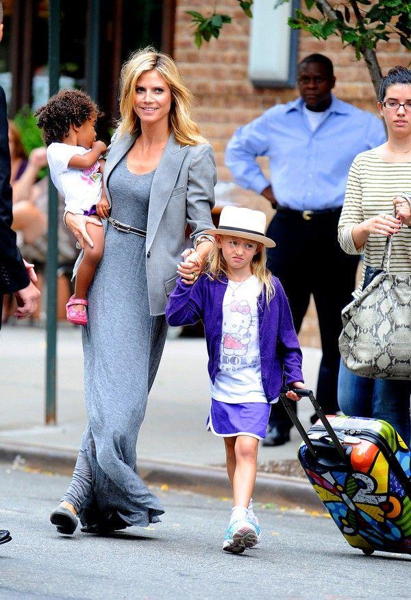 7 Super Fashionable Celebrity Moms | Lovelyish